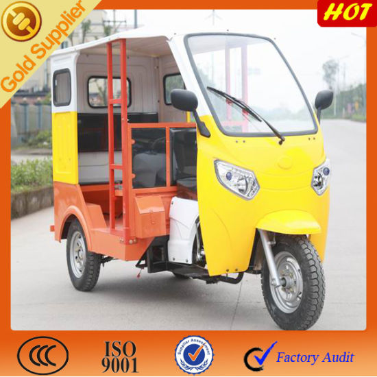Hot Sale Passenger Tricycle pictures & photos