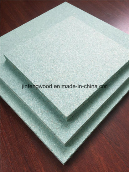 High Quality Waterproof / Moisture Resistant MDF/ Chipboard