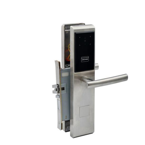 Stainless Steel Qr Code Appartment Door Lock