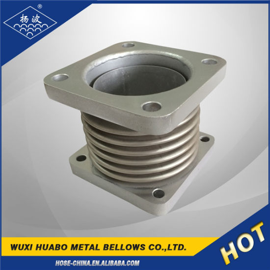 Stainless Steel Expansion Coupling with ISO Certification