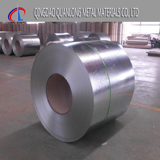 Wholesale Hot Dipped Aluzinc Galvalume Steel Coil with Az100 pictures & photos