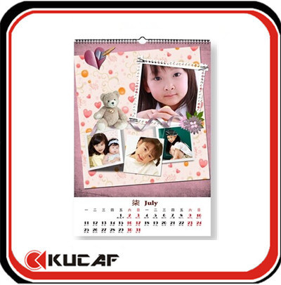 Recycle Paper Wall Calendars pictures & photos