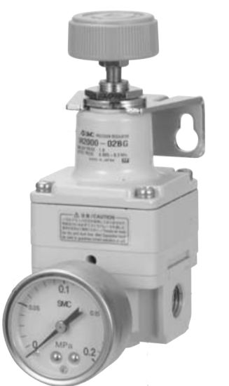 IR Series Pneumatic Precision Air Pressure Modular Regulator pictures & photos