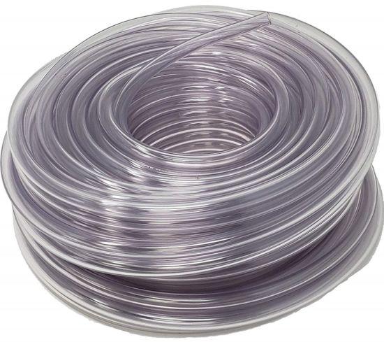 RoHS & FDA Medical Food Grade PVC Single Clear Hose Transparent Tube