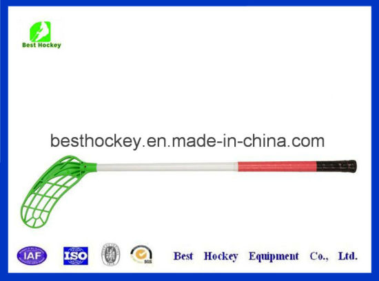 Chinese Carbon Composite PRO Level Floorball Hockey Stick