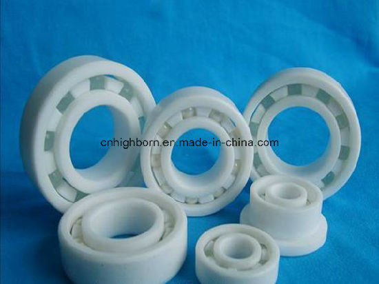 Industrial Precision Zirconia Ceramic Ball Bearing pictures & photos