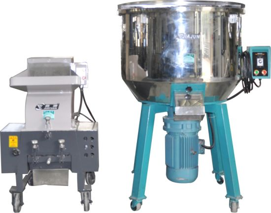 Plastic Crusher Machine/Shredder Machine Twin Screw Extruder Aulxiliary Machine pictures & photos