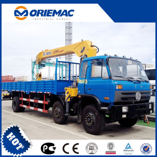 Xcm 6 Tons Telescopic Boom Truck Mounte Crane (SQ6.3SK3Q)