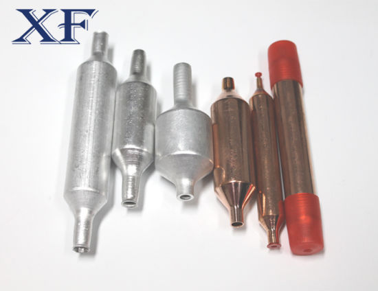 Refrigeration Spare Parts Aluminium Tube Accumulator pictures & photos