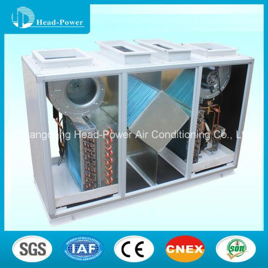 China Heat Pump Heat Recovery Fresh Air Handling Unit