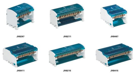 Jh8 Connector Box Busbar Junction Box pictures & photos