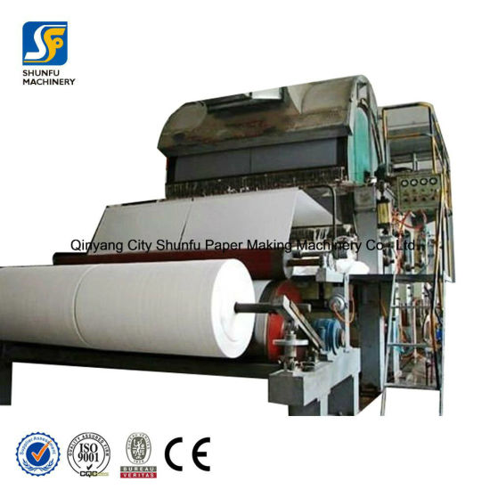 Jumbo Roll Toilet/Tissue Paper Machine From Shunfu Machinery Excellent Manufacturer pictures & photos