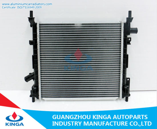 Hot Sale Auto Parts Aluminum Radiator For Ford Ka  L Mt