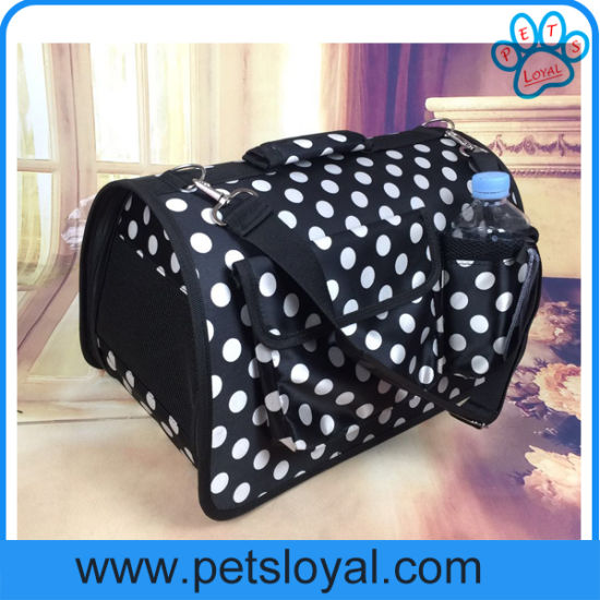 Pet Travel Dog Cat Carrier Bag Pet Soft Crate pictures & photos