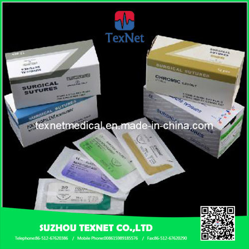 High Quality Suture for Surgical Use
