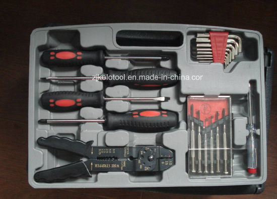 99PC 4 Drawer Mechanics Tool Set pictures & photos