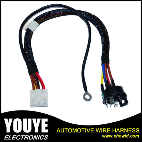 china youye automotive wiring harness auto pigtail cables harness  automotive wiring harness pigtails #10