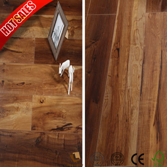 China Cheap Price 12mm Laminate Flooring With Foam Backing China