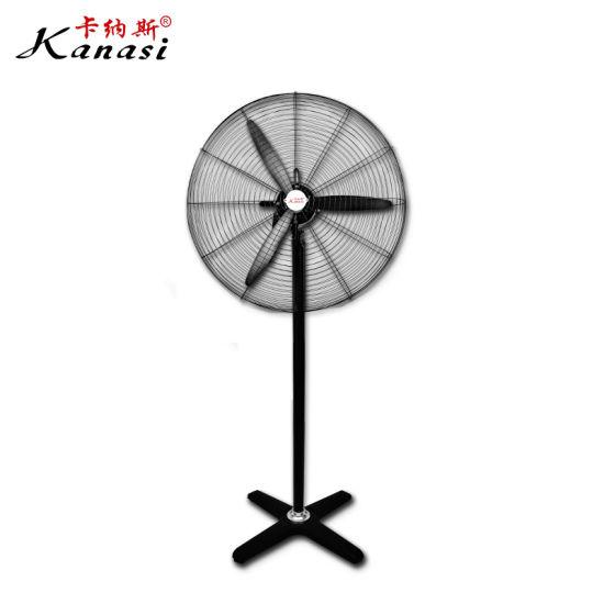 "20 26 30""Inch OEM Industrial Pedestal Fan with Plastic Blade"