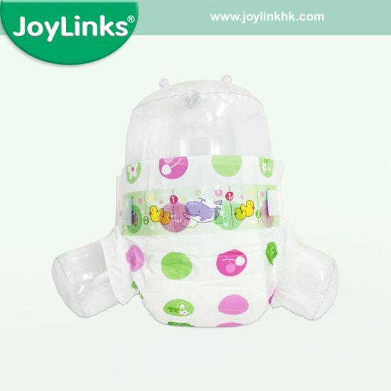 Factory Price Economic Disposable Paper PE Film Baby Diaper
