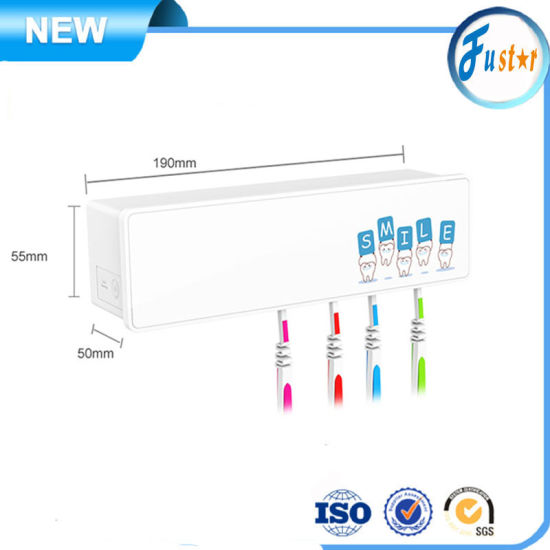 High Efficiency UV Light Toothbrush Sterilizer / Sanitizer pictures & photos