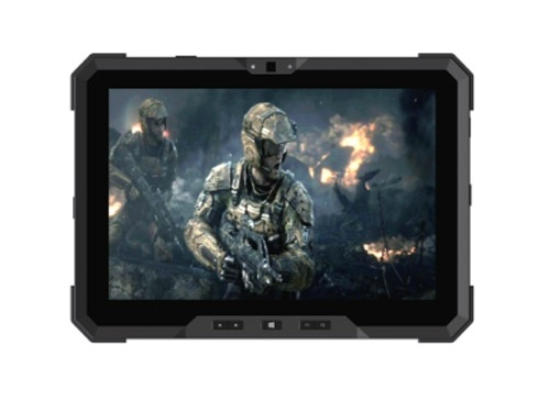 12.1-Inch Industrial Tablet PC Rugged Tablet IP67 Android Tablet for Hand-Held Communication Equipment