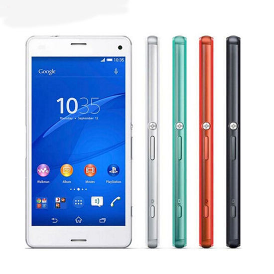 Original Unlocked Xperia Z3 Compact/Mini D5803 Mobile Phone GSM 4G Lte WiFi GPS pictures & photos
