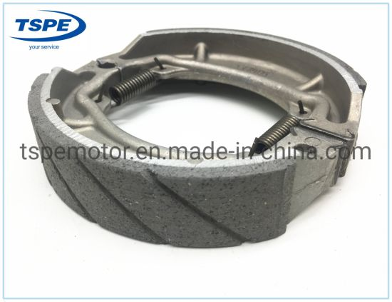 High Quality Ds-150 Italika Motorcycle Brake Shoes pictures & photos