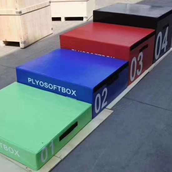 Crossfit Strength Training Workout We R Sports/® Plyometric Soft Foam Boxes