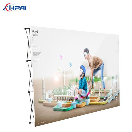 Metal Pop up Wall Displays, Portable Backdrop Stands