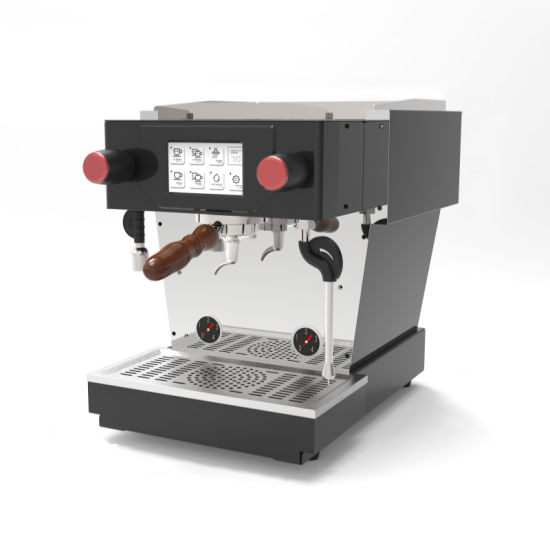 Ce Commercial Espresso Coffee Machine Coffee Maker Single Group with Italy Pump