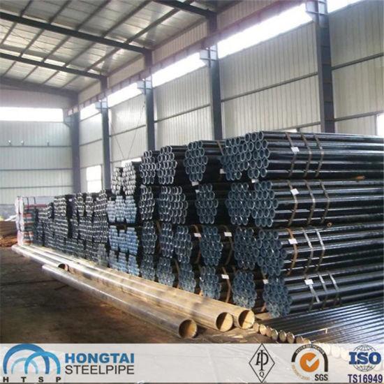 API License Hot Rolling API 5L Gr  B Seamless Steel Pipe