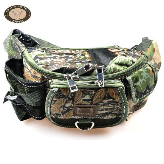 Military Adjustable Belt Waist Bag for Hiking Climbing Outdoor