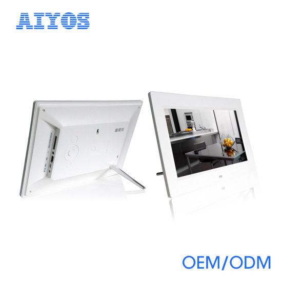 China OEM ODM 7 8 10 Inch Digital Picture Frame with Motion Sensor ...