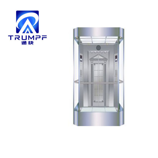 Observation Elevator with Hotel Building Outdoor Lift Elevators Elevator pictures & photos