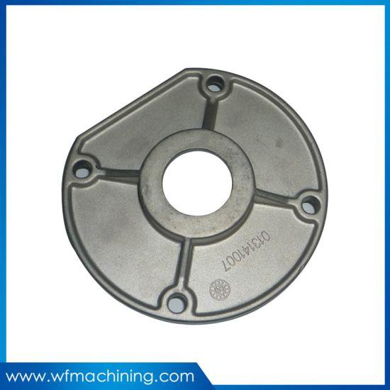 OEM Custom Precision Aluminum Die-Casting for Machinery Parts Auto Parts