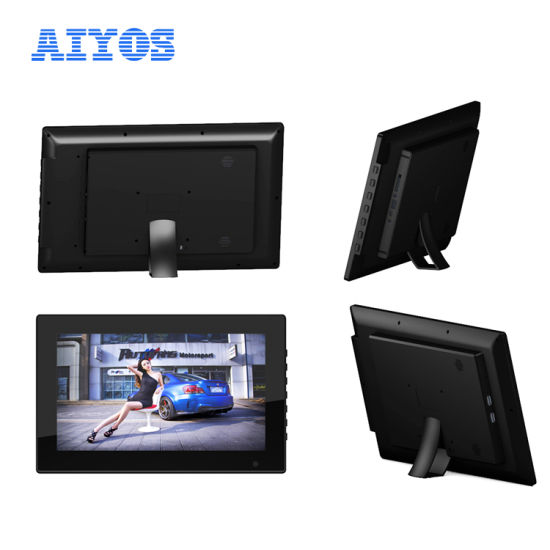 China Special Offer 13 Inch IPS Screen 1920*1080 Pixel Digital Photo ...