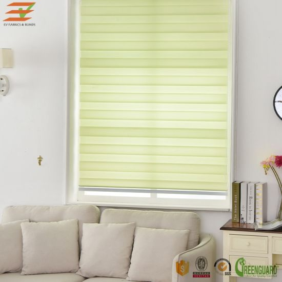 Sheer Shade Zebra Curtain Blinds Fabric Zebra Roller Blind pictures & photos