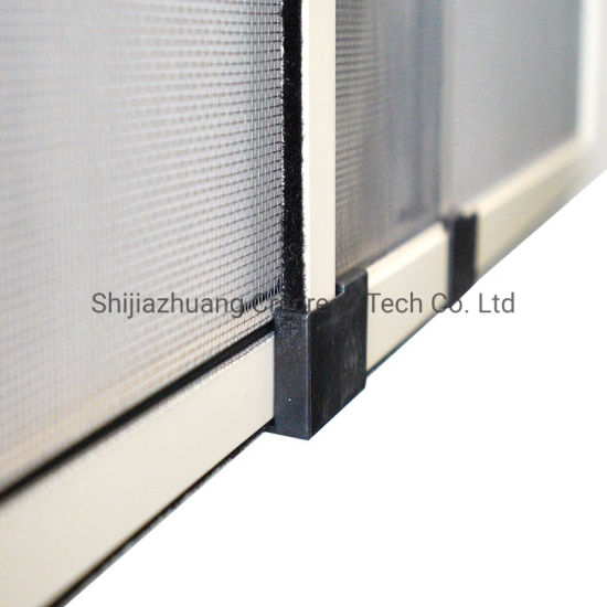 China Factory Price Aluminum Extensible Sliding Screen Window Insect Screen China Adjustable Window Screen Retractable Window Screen