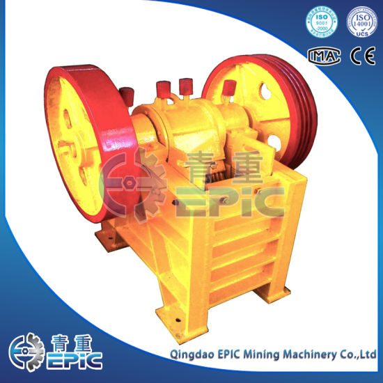 High Performance Stone Jaw Crusher with 50-800ton/Hour pictures & photos