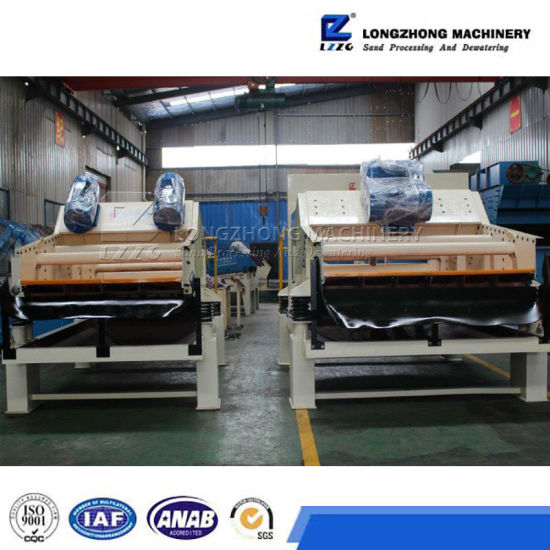 Dewatering Screen for Ore Tailing Processing pictures & photos
