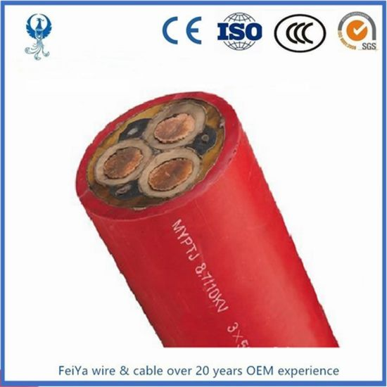 IEC 60245-4 H07rn-F Flexible Movable Rubber Insulated and Sheathed Mining Cable pictures & photos