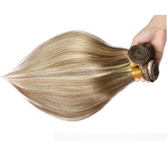Brazilian Virgin Hair Straight, 100% Human Hair Extensions