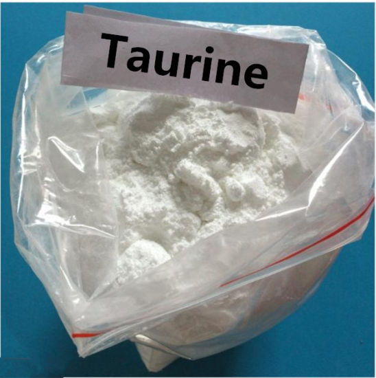 99% Purity Taurine Is Used for Nutritional Supplements 107-35-7 pictures & photos