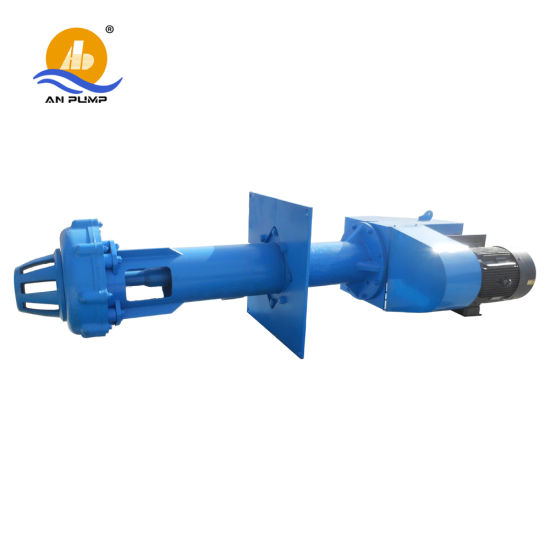 Vertical Spindle Solid Mixer Slurry Pump with Agitator pictures & photos