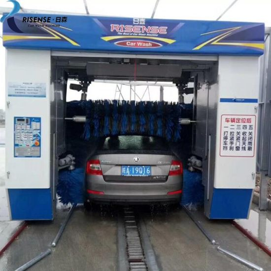 Automatic Car Washing Machine Which Wash Car in 90 Seconds