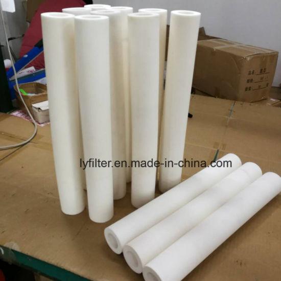 Sintering Polyethilene PE Filter Cartridge Filter Air Dryer Element for Air Compressor Spare Parts