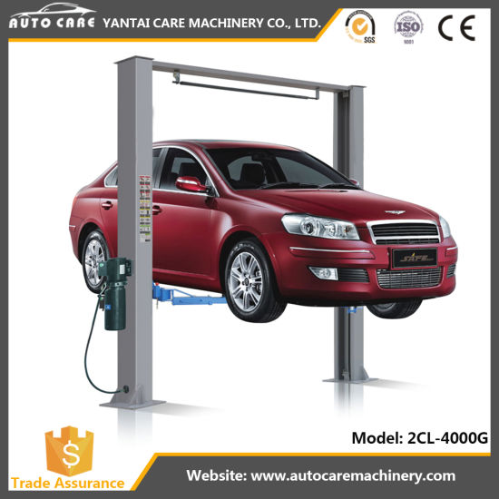 Wholesale and Good Price 220V 2 Post Carlift