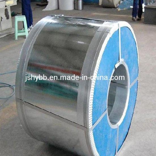 Galvanized Steel Coil SGCC Full Hard Steel Material Z180 Z275 Hot DIP Galvanized Steel Sheet