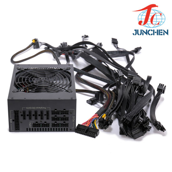 Miner 1600W ATX Motherboard Desktop Computer High-Power Swiching Power Supply pictures & photos